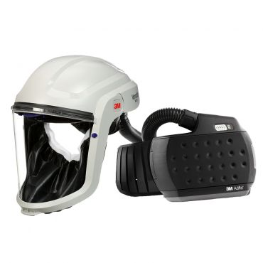 3M M-Series Face Shield M-207 with Adflo PAPR Respirator (890207)