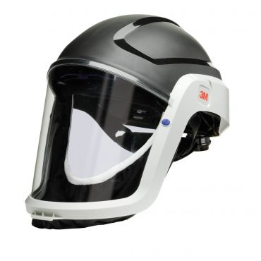 3M™ M-Series Face Shield & Safety Helmet with Fire Retardant Face Seal (M-307)