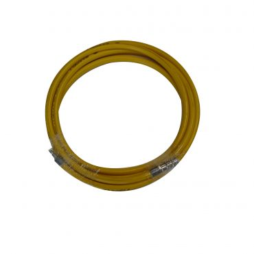 Breathing air hose 15 metre with CEJN fittings (BAHOSE15M)