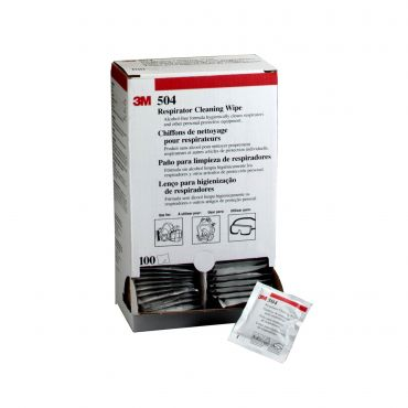3M 504 Respirator Cleaning Wipes (504)