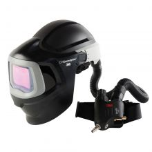 3M Speedglas 9100 MP Air Flip-Up Welding and Safety Helmet with 3M V-500E SAR 578826