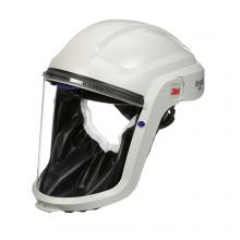 3M M-Series Face Shield with Fire Retardant Face Seal (M-207)