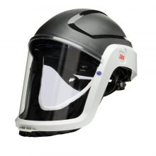 3M M-Series Face Shield & Safety Helmet with Standard Face Seal (M-306)