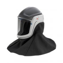 3M™ M-Series Flip-Up Face Shield & Safety Helmet with Standard Shroud
