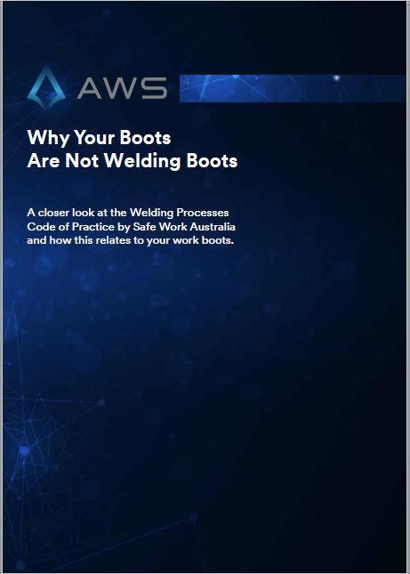 Why Your Boots Are Not Welding Boots