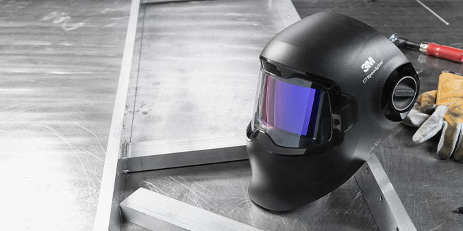 World's First Curved Welding Lens: how does it benefit a business?