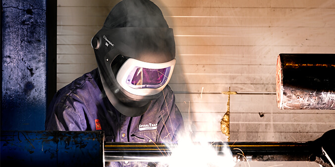 Speedglas 9100 FX Air Welding Helmet